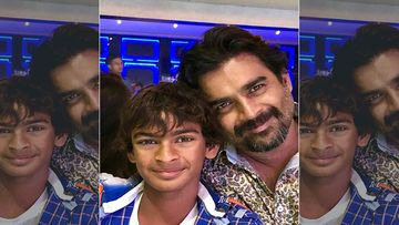 R.Madhavan Overwhelmed As His Son Wins A Silver Medal For India At Asian Age Group Swimming Championship 2019