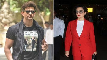 Kangana Ranaut Was Asked What She Would Do If She Woke Up As Hrithik Roshan, Her Epic Answer Calls For Your Attention