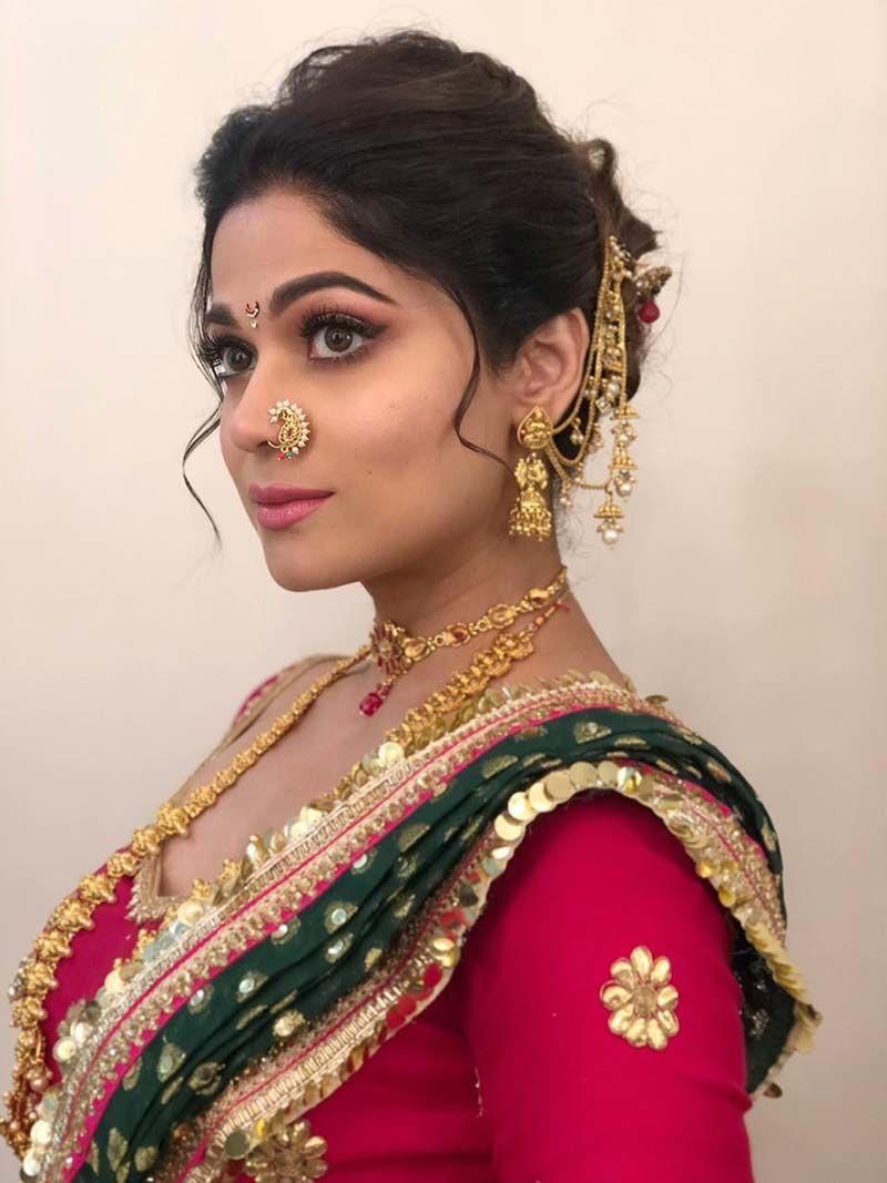 Shamita Shetty Dresses Up As A 'Marathi Mulgi' And Performs