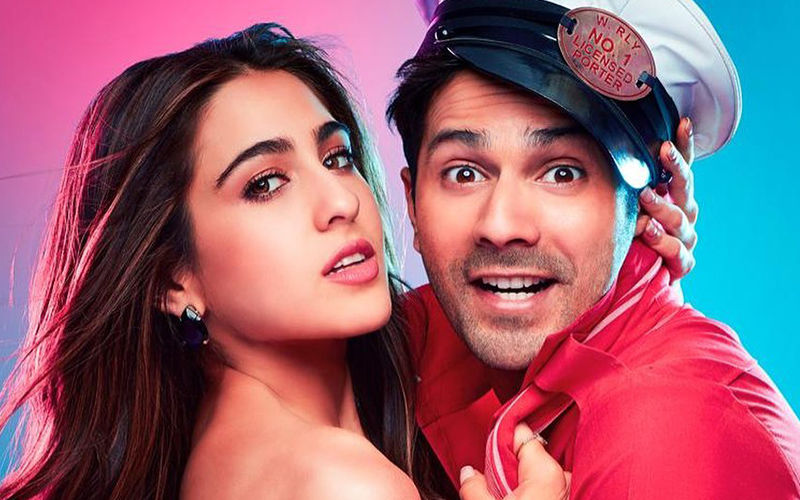 Varun Dhawan Drops A Fun And A Blingy Video Introducing His Character From Coolie No. 1