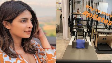 Priyanka Chopra Posts A Gym-Fie After Ages; Has She Started Her Prep For Russo Brothers' Spy Series?
