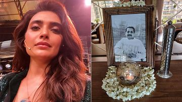 Karishma Tanna Remembers Her Father On His 8th Death Anniversary, Pens An Emotional Note Saying, 'I Miss You My Pappppppaaaaaaaaa'