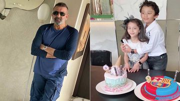 Sanjay Dutt BEATS Cancer; Says 'I Am Happy to Come Out Victorious On My Kids' Birthday'