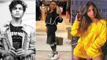 Aryan Khan Turns A Year Older, Mommy Gauri Khan And Sister Suhana Khan Pen Down Birthday Wishes
