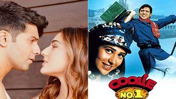 Coolie No 1: Varun Dhawan-Sara Ali Khan Rubbish Claims Of Similarities Between Their Film To That Of The 1995 Govinda And Karisma Kapoor Starrer