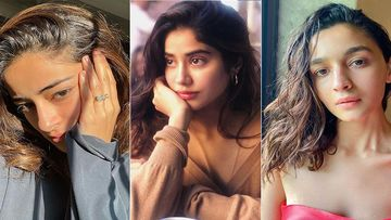 Ananya Panday, Janhvi Kapoor And Alia Bhatt's Day Look Is Oh-So-Chic; Miss These VIDEOS At Your Own Risk