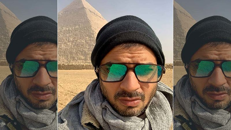 Tahir Raj Bhasin Wraps Up The First Schedule Of Taapsee Pannu Starrer Looop Lapeta, Shares Christmas Vibes From The Film Set