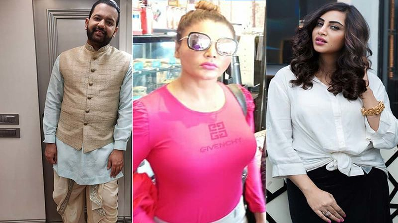 Bigg Boss 14: Rahul Mahajan, Rakhi Sawant, Arshi Khan Compete For Captaincy Task; Aly Goni- Jasmin Bhasin Share A Loved-Up Moment At New Year's Party