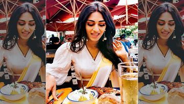 Valentine's Day 2020: Erica Fernandes' LOVE AFFAIR With Junk Food BUSTED