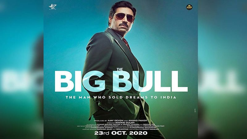 The Big Bull First Look: Abhishek Bachchan Is Talking Business; Film Gets Its Release Date
