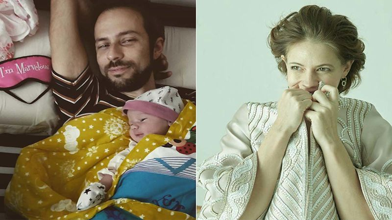 Kalki Koechlin Shares Pic Of New Born And Boyfriend On Valentine's Day; Says Couldn't Ask For More