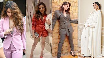 Disha Patani, Mira Rajput, Kareena Kapoor Or Deepika Padukone - Who Rocked The Peek-A-Boo Powersuit Better?