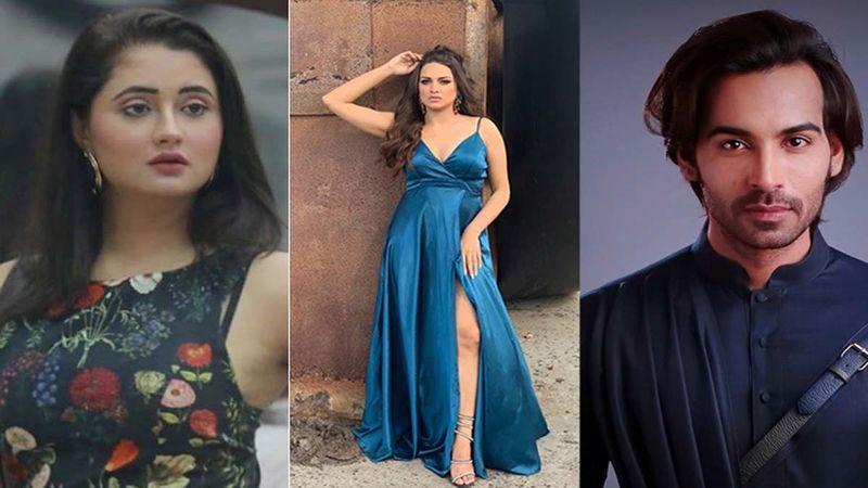 Bigg Boss 13: Fans Get Arhaan Khan - Himanshi Khurana Married As Rashami Desai Turns Spectator - NO KIDDING