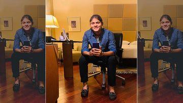 Indian Cricketer Radha Prakash Yadav Steals The Limelight At Women's T20 Tournament
