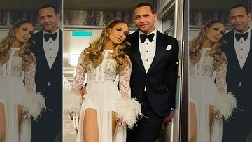 Jennifer Lopez And Alex Rodriguez Share A Mushy UNSEEN Video As They Complete One Year Of Their Relationship