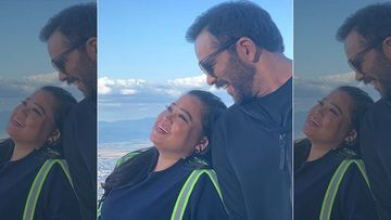 Khatron Ke Khiladi 10: Bharti Singh Flirts With Rohit Shetty Calls Him Halwaii And Kisses Him- VIDEO