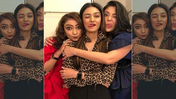 Kasautii Zindagii Kay 2: Shubhaavi Choksey, Erica Fernandes And Pooja Banerjee's Goofy Pic Is As Good As Emoticons