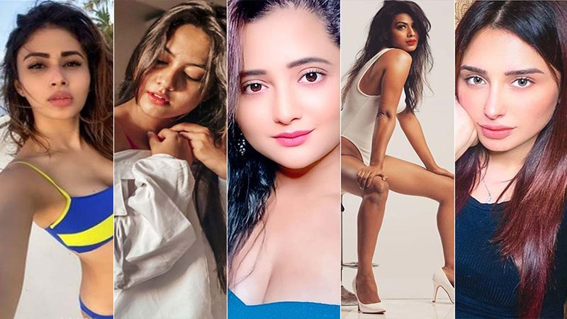Hottest TV Actresses On Insta This Week: Mouni Roy, Reem Shaikh, Rashami Desai, Nia Sharma And Mahira Sharma