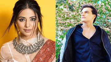 Hina Khan Remembers Swiss Holiday With Yeh Rishta Kya Kehlata Hai Co-Star Mohsin Khan; Says 'Those Were The Days' - Pic