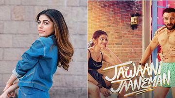 Alaya F's Gruesome Third Degree Burn That Left A Permanent Scar On Her Body, 3 Days Before Jawaani Jaaneman Shoot