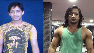 Shaheer Sheikh's Dramatic 20Kg Weight Gain: Then And Now Pic Of Mahabharat's Arjun Will Leave You Zapped