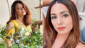 Devoleena Bhattacharjee Vs Hina Khan: Both Vent Out Their Frustration In The Most Fun Manner On TikTok