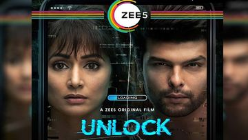 Unlock Teaser: Ex-Bigg Boss Contestants Hina Khan And Kushal Tandon Will Pull You Into The Dark Web World