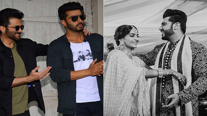 Arjun Kapoor Birthday: Uncle Anil Kapoor, Cousins Sonam Kapoor And Rhea Kapoor Shower Sweet Love On The Birthday Boy
