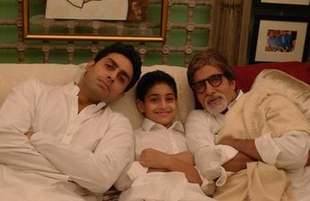 Amitabh Bachchan And His Beautiful Family: Pictures Of Sr Bachchan With Abhishek, Agastya, Navya And Aaradhya That You Might Have Missed