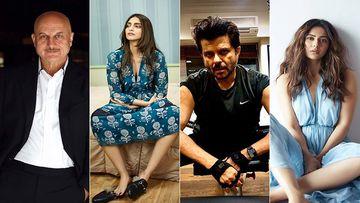 Anupam Kher's Mother, Brother Test Positive For Coronavirus: Sonam Kapoor, Anil Kapoor, Rakul Preet Singh Wish Them A Speedy Recovery