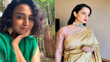 Swara Bhasker Reminds Kangana Ranaut That Before Queen, Sridevi-Gauri Shinde Deserve Credit For Successful Feminist Film Like English Vinglish