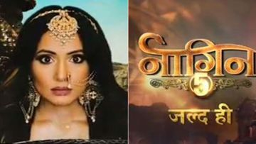 Naagin 5: Check Out Hina Khan's First Look As The Shape Shifting Serpent In The Teaser Promo Inside