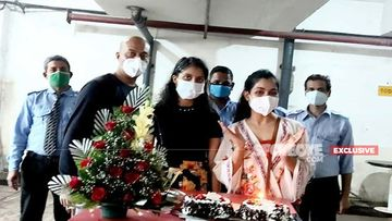 Bhabiji Ghar Par Hai's Shubhangi Atre Invites COVID-19 Frontline Workers For Daughter's Birthday, 'It Was About Thanksgiving' - EXCLUSIVE