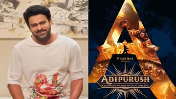 Adipurush Motion Poster: Prabhas Announces The Title With Impactful Chants And Gung Ho