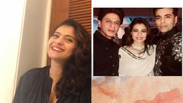 Happy Friendship Day 2020: Kajol Feels 'Truly Blessed' As She Posts Pictures With Her Besties, Poses With Karan Johar And Shah Rukh Khan