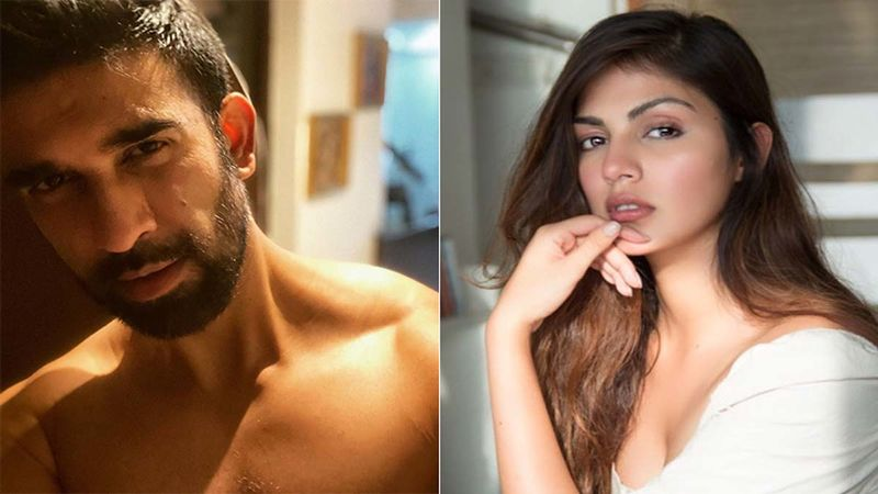 Rajeev Sen Voices His Opinion And Says 'Rhea Chakraborty Is In Serious Trouble' After Her Chats Discussing Drugs Emerge