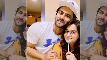 Dipika Kakar Flirts With Hubby Shoaib Ibrahim In Her Recent Post; Husband Dear Cannot Take His Eyes Off Her