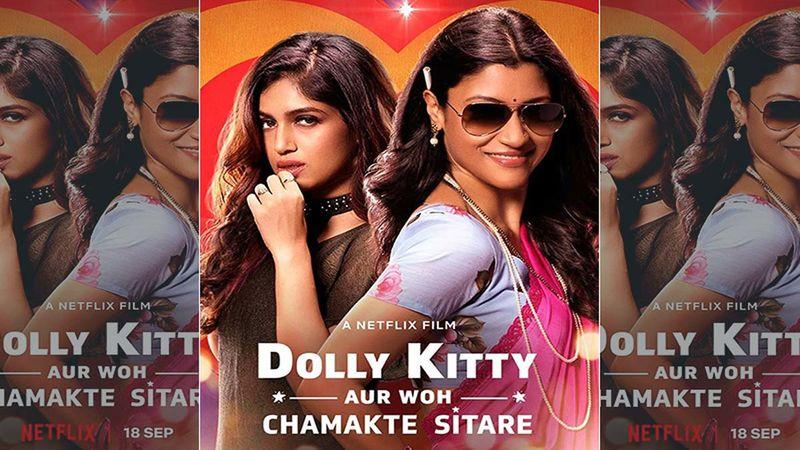 Dolly Kitty Aur Woh Chamakte Sitare Trailer: Bhumi Pednekar And Konkona Sen Sharma Starrer Is About Shattering Rules