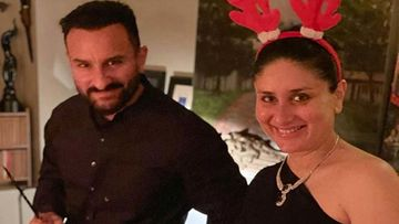 Kareena Kapoor Khan Swoons Over Hubby Saif Ali Khan, Says There's 'No One Like Him'