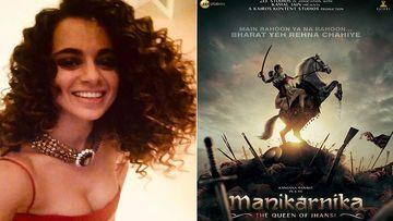 Kangana Ranaut Will Be Back With Manikarnika Returns; The Legend Of Didda Will Be The Second Film Of Manikarnika Franchise