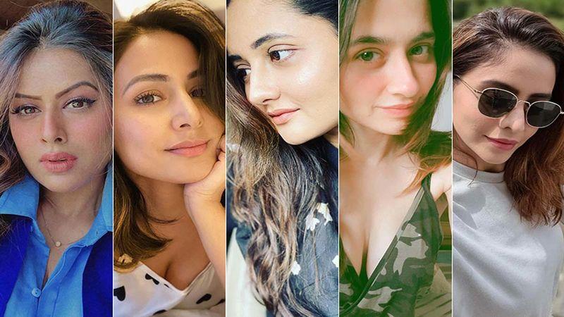 Hottest TV Actresses On Instagram This Week: Nia Sharma, Hina Khan, Rashami Desai, Sanjeeda Shaikh And Aamna Sharif Amp Up The Hotness Quotient