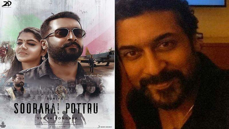Tamil Film Soorarai Pottru Starring Suriya Enters Oscars Race In Three Categories