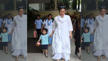 Kareena Kapoor Khan Pens A Birthday Wish For Her Bestie, Grabbing Attention Is Little Taimur Ali Khan Posing With The Ducks