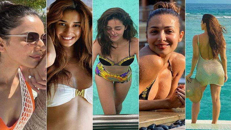 Hottest Bollywood Actresses On Instagram This Week: Rakul Preet Singh, Disha Patani, Ananya Panday, Malaika Arora And Kiara Advani