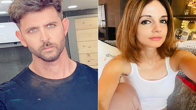 Hrithik Roshan Praises His Former Wife Sussanne Khan, As She Sports Some Stunning Office Wear Look