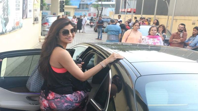 Shilpa Shetty Is A Proud Owner Of An Expensive Mean Machine Worth Rs 1 Crore And 46 Lakhs