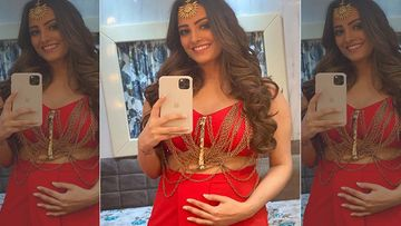 Preggers Anita Hassanandani Is Excited To Receive A Crib For Her Baby; Shares A Glimpse Of It On Insta