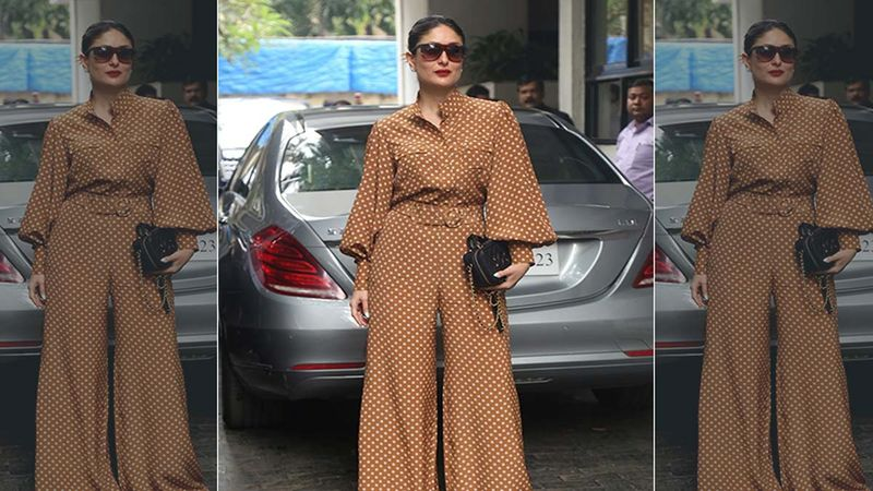 After Saif Ali Khan, Kareena Kapoor Khan Goes For A Test Drive Of A New Mean Machine In Town
