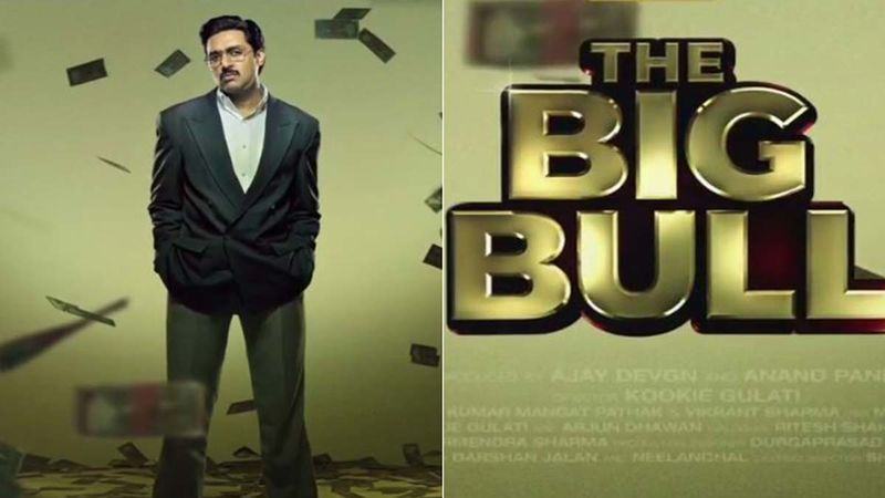 The Big Bull Motion Poster: Abhishek Bachchan Wins Us Over With His Inspirational Dialogues