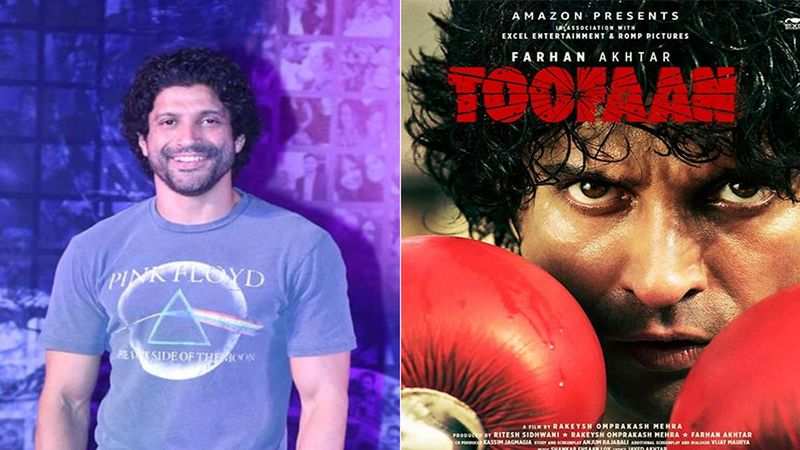 Farhan Akhtar Drops The BTS Scenes Of His Upcoming Movie, Toofaan; Watch How He Trained For The Part